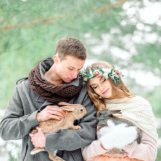 Wedding photographer Snezhana Vorobey (SnezKoVa). Photo of 08.02.2018