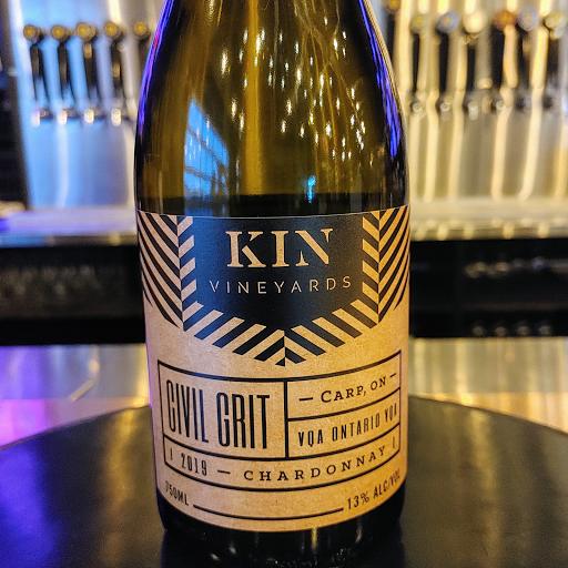 KIN Vineyards 2018 Chardonnay - 13% - 750ml