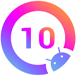 Q Launcher for Q 10.0 launcher, Android Q 10 style 7.3