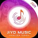 Jiyo Music: Set Caller Tune Free icon