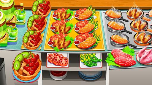 Cooking Mania - Food Fever & Restaurant Craze Apk 1