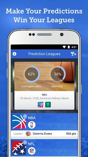 Sportlobster: Predict On Sport