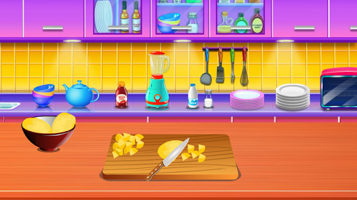 Make Sausage and Mash - Cooking in the kitchen screenshots 2