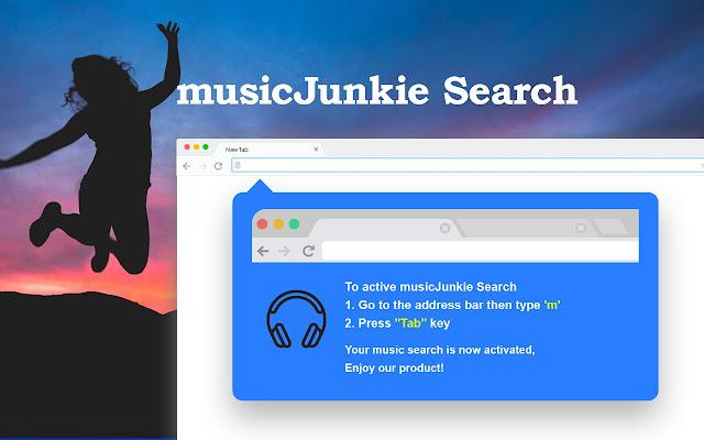 musicJunkie Search