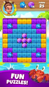 Tribe Blast: Puzzle Story Mod Apk (Unlimited Money) 2