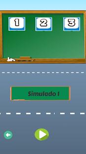 Simulado Detran-CE - náhled