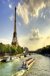 Beautiful Paris Wallpaper - náhled
