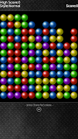 Screenshot of Triton Bubble Breaker
