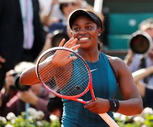 Sloane Stephens bereikt voor het eerste finale op Roland Garros na Amerikaans onderonsje