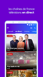 france•tv : direct et replay Capture d'écran