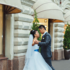Fotografo di matrimoni Darya Zolotareva (zoldar). Foto del 22.04.2016