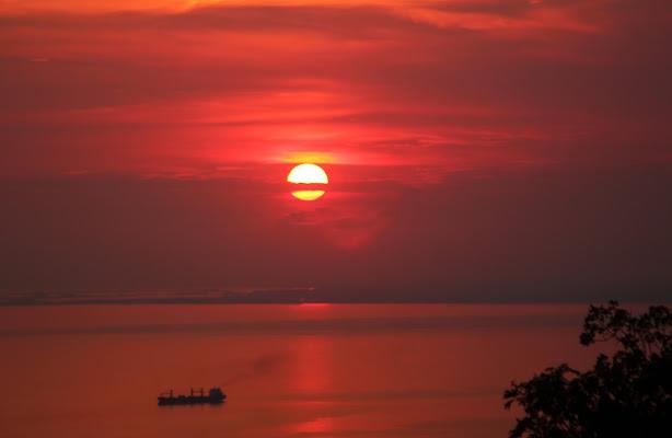 La quiete del tramonto di alpha73