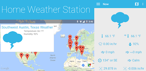 Приложения в Google Play – <b>Home Weather Station</b> - Cumulus