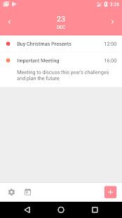 Nize - Calendar and Events Manager - náhled