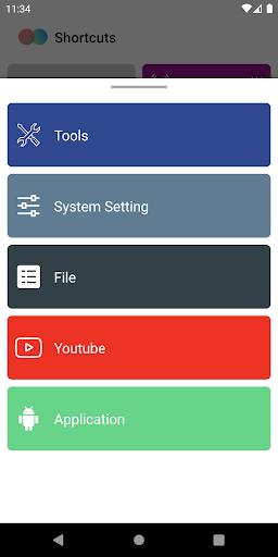 Shortcuts screenshot 3