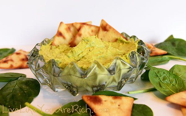 Spinach Artichoke Cream Cheese Spread Recipe | Yummly