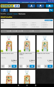 EDEKA24 | Online-Supermarkt screenshot 9