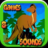 Dinosaur Games For Children