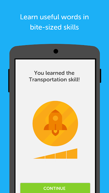 #4. Duolingo: Learn Languages Free (Android)