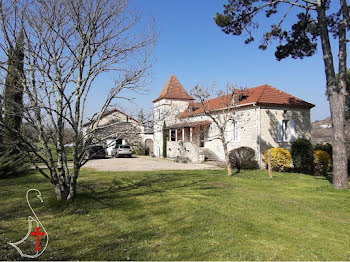 maison à Saint-Vincent-Rive-d'Olt (46)