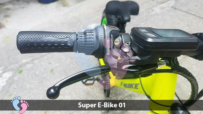 Xe đạp điện địa hình Super E-Bike 01 5