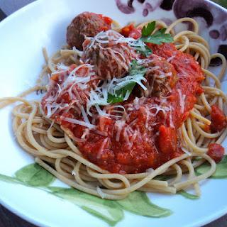 Pesto Meatballs Recipe