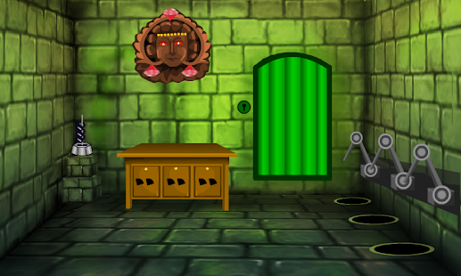 Escape Game - Green Stone House - náhled