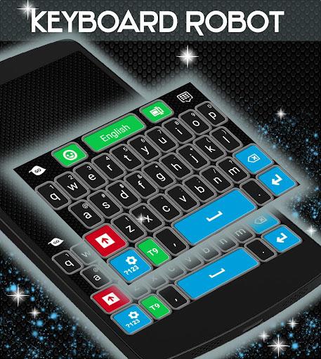玩免費個人化APP|下載机器人键盘 app不用錢|硬是要APP