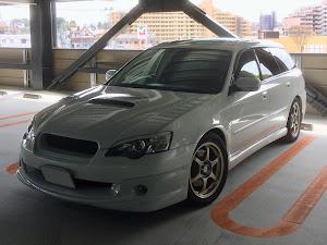 レガシィツーリングワゴン BP5 GT スペックB  2005年7月のカスタム事例画像 Garage555さんの2019年04月21日18:08の投稿