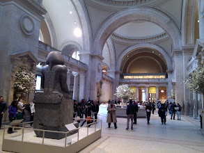 Photo: Het Metropolitan Museum of Art is het grootste en een van de belangrijkste kunstmusea ter wereld