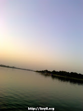 Photo: mathurA - yamunA river