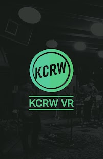 KCRW VR- screenshot thumbnail