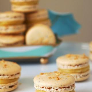 Piña Colada Macarons Recipe