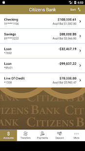 Citizens Bank MO- screenshot thumbnail