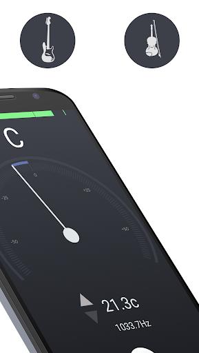 Afinador n-Track Pro screenshot