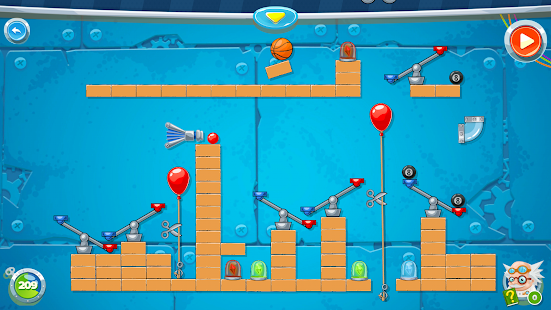 Rube's Lab - Physics Puzzle- screenshot thumbnail
