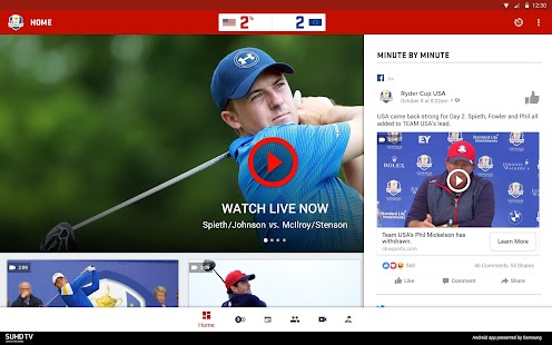 Ryder Cup 2016- screenshot thumbnail