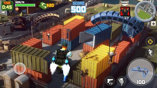 Gangster City- Open World Shooting Game 3D  captures d'écran 2