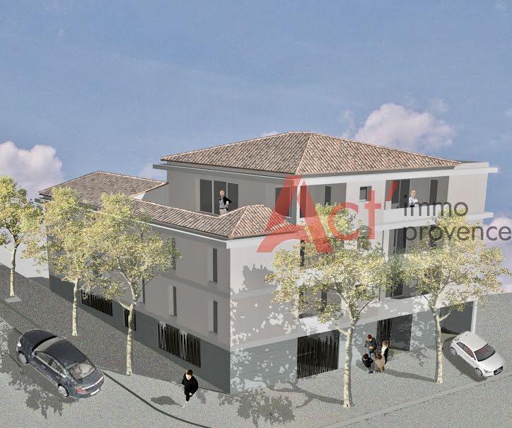 Vente appartement 3 pièces 75.35 m² à Draguignan (83300), 298 562 €