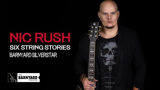 Six Strings Stories with Nic Rush : Barnyard Silverstar