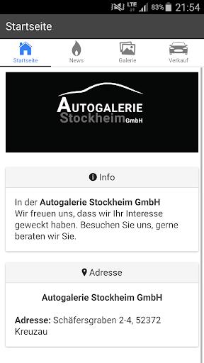 Autogalerie Stockheim