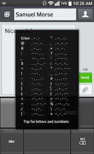 DotDash Keyboard- screenshot thumbnail