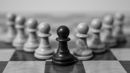 How to Not be a Pawn on the Board?