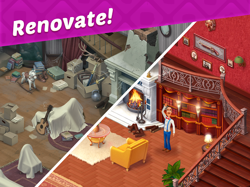 Download Homescapes MOD APK 9