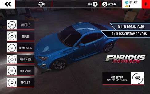 Furious Payback – 2020's new Action Racing Game 9