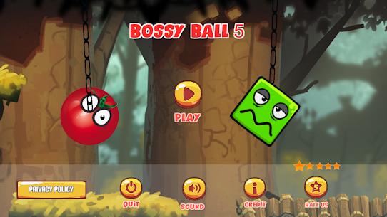 Bossy Ball 5 5