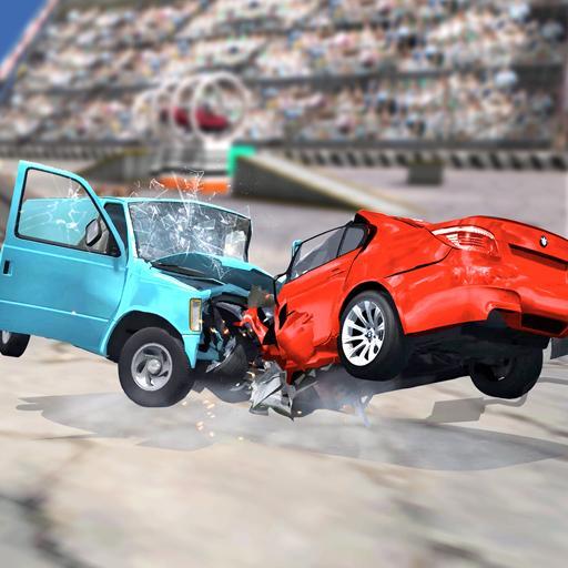 Car Crash Drive Derby Simulator Destruction (game)