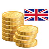United Kingdom coins (620 - 2018)