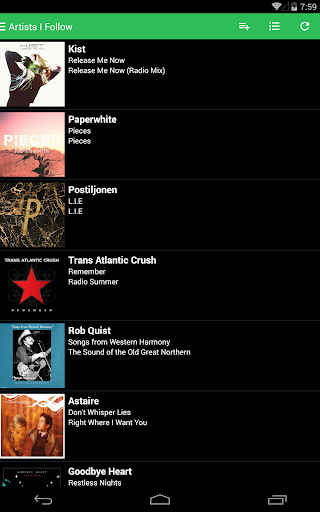 Companion 4 Spotify 1.5.0.0 screenshots 10