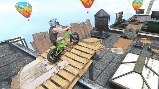 PC u7528 Mega Ramp Crash Stunts BMX Bike Racing Challenge 2